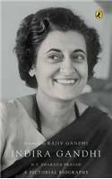 Indira Gandhi: Book by H.Y.Sharada Prasad
