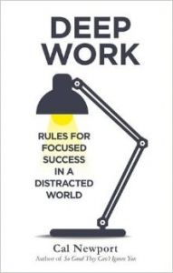 Deep Work: Rules for Focused Success in a Distracted World (English) (Paperback): Book by Cal Newport