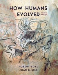 How Humans Evolved: Book by Robert Boyd