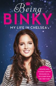 Being Binky: Book by Binky Felstead