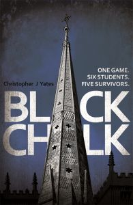 Black Chalk: Book by Christopher J. Yates