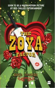 The Zoya Factor (English) (Paperback): Book by Anuja Chauhan