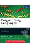 Programming Languages: Design And Implements (English) 4th Edition: Book by Pratt