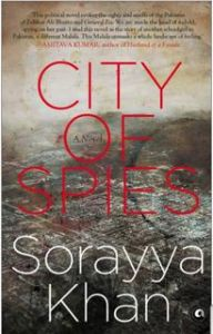 CITY OF SPIES: Book by N/A