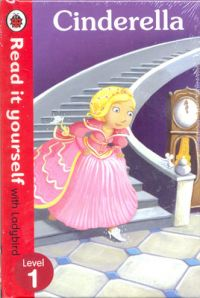 Cinderella : Read it Yourself with Ladybird (Level - 1) (English) (Hardcover): Book by LADYBIRD