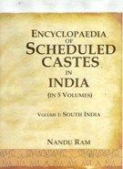 Encyclopaedia of Scheduled Castes In India (5 Vols.): Book by Nandu Ram