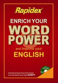 Rapidex Enrich Your Word Power and Improve Your English (English)