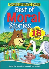 Best of Moral Stories (English) (Hardcover) | Book by BPI