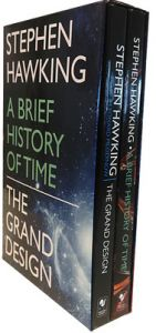Stephen Hawking - A Brief History of Time / The Grand Design (Set of 2 Books) (English) (Boxed Set): Book by Stephen Hawking
