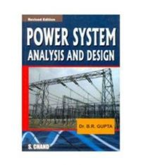 Power systems analysis and design book by b r gupta best price power systems analysis and design book by b r gupta fandeluxe Choice Image