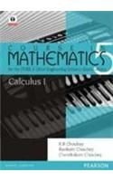 Calculus-1: Course in Mathematics for the Iit-Jee and Other Engineering Entrance Examinations: Book by K. R. Choubey