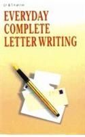 Everyday Complete Letter Writing (E) English(PB): Book by Dr. B.R. Kishore