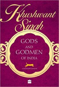 GODS AND GODMEN OF INDIA: Book by Khushwant Singh
