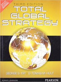 Total Global Strategy 3/e, PB: Book by Yip