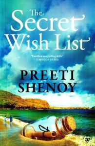 The Secret Wish List (English) (Paperback): Book by Preeti Shenoy