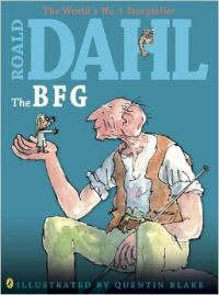 The BFG (colour edition) (Paperback): Book by Roald Dahl
