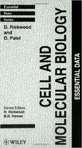 Cell And Molecular Biology Essential Data  1/e (English) 1st Edition (Paperback): Book by Rickwood