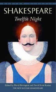 Twelfth Night: Book by William Shakespeare