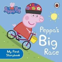 Peppa Pig: Peppa's Big Race (English): Book by Unknown
