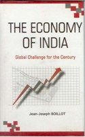 The Economy of India: Global Challenge For The Century: Book by Jean-Joseph Boillot