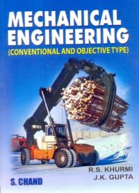 Mechanical Engineering (English) Reprint 2015 Edition (Paper Back): Book by R. S. Khurmi