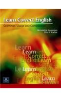 Learn Correct English: Grammar, Composition and Usage: Book by V. Hemalatha Nagarajan