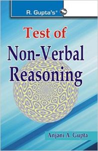 Test Of Non Verbal Reasoning: Book by RPH Editorial Board