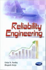 Reliability Engineering PB: Book by Pandey O N