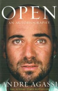 Open : an Autobiography (English) (Paperback): Book by                                                      Andre Agassi played tennis professionally from 1986 to 2006. Often ranked number one, he captured eight Grand Slam singles championships, tying him for seventh on the all-time list, and he's the only man to win a career 'Golden Slam' - all four Grand Slam singles titles plus the Olympic gold medal. ... View More                                                                                                   Andre Agassi played tennis professionally from 1986 to 2006. Often ranked number one, he captured eight Grand Slam singles championships, tying him for seventh on the all-time list, and he's the only man to win a career 'Golden Slam' - all four Grand Slam singles titles plus the Olympic gold medal. He lives in Las Vegas with his wife, Stefanie Graf, and their two children.