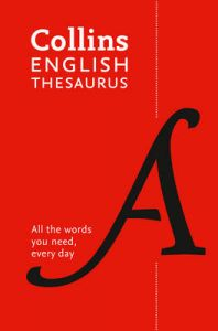 Collins English Paperback Thesaurus: Book by Collins Dictionaries