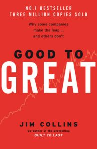 Good To Great (English) (Hardcover): Book by James Collins