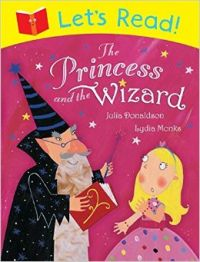 LET'S READ THE PRINCESS AND THE WIZARD (English) (Paperback): Book by JULIA DONALDSON