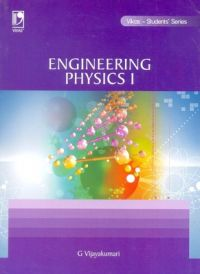 ENGINEERING PHYSICS -I (ANNA UNI) (English) 1st Edition (Paperback): Book by G Vijayakumari