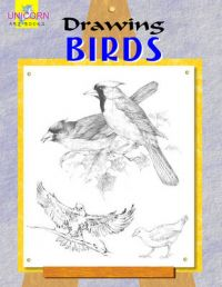 DRAWING BIRDS: Book by Ajay Rajni