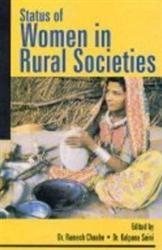 Status of Women In Rural Societies: Book by Ramesh Chaube