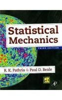 STATISTICAL MECHANICS/3RD EDN.: Book by PATHRIA R. K.