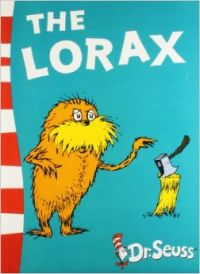 The Lorax - Yellow Back Book: Book by Dr. Seuss