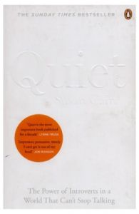 Quiet: The power of introverts in a world that can't stop talking (English) (Paperback): Book by Susan Cain