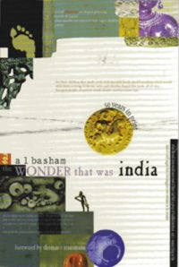 The Wonder That Was India 3rd Edition (English) (Paperback): Book by A. L. Basham