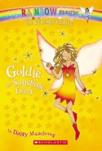 Goldie the Sunshine Fairy: Book by Daisy Meadows