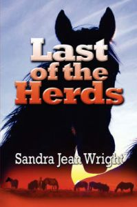 Last of the Herds: Book by Sandra Jean Wright