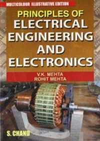 Principles of Electrical Engineering and Electrical | Book by V  K