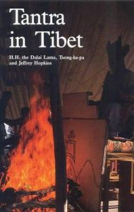 Tantra in Tibet: Book by H.H. the Dalai Lama Tsong-Ka-Pa
