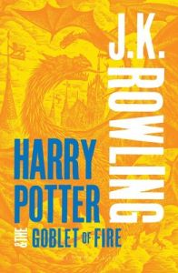 Harry Potter and the Goblet of Fire: Book by J. K. Rowling