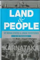 Land And People of Indian States & Union Territories (Karnataka), Vol-13th: Book by Ed. S. C.Bhatt & Gopal K Bhargava