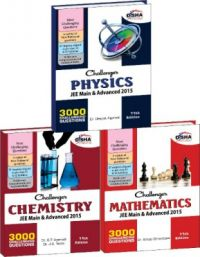 Challenger Physics, Chemistry & Mathematics for JEE Main & Advanced (11th edition) (English)