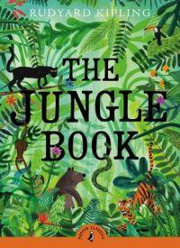 The Jungle Book (English) (Paperback): Book by Rudyard Kipling
