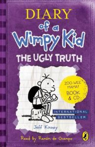 Diary of a Wimpy Kid - The Ugly Truth: Book by Jeff Kinney