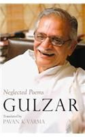 Neglected Poems (English): Book by Gulzar