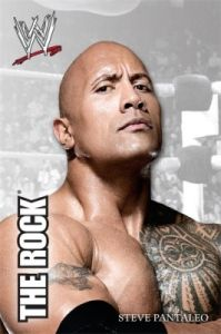 DK Reader Level 2: WWE The Rock (English) (Hardcover): Book by Steve Pantaleo